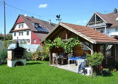 Grill und Gartenhaus - Obsthof Mainberger
